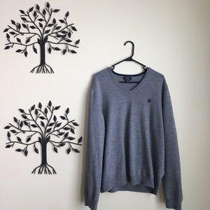 Vintage Brooks Brothers Merino Wool Sweater